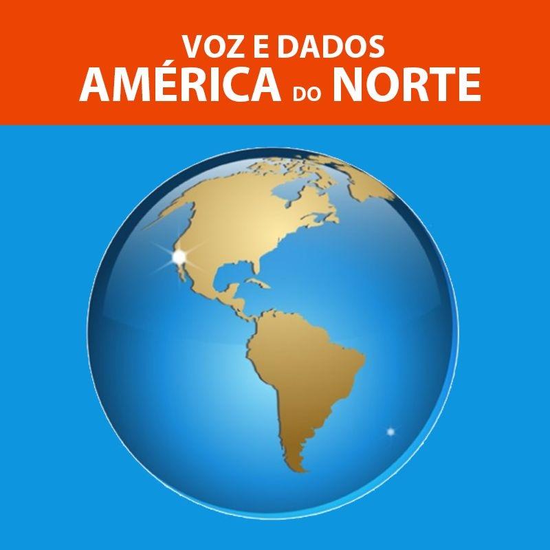 EUA - CANADÁ - MÉXICO - EUROPA 5G - Valor normal U$ 47,00, na promo para viagens até dez 2021 você ECONOMIZA U$ 14,1!